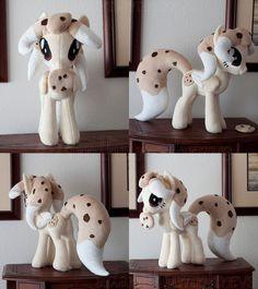 Chocolate Chip Pony for xSidera by adamlhumphreys.deviantart.com on @DeviantArt