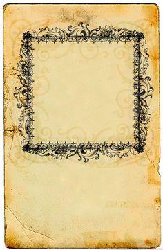 free vintage frame