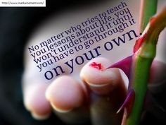 Daily Thoughts 23 April 2015