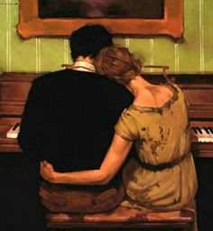 «Playing Their Song», Joseph Lorusso (1966)