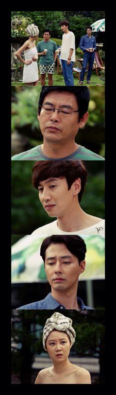 Gong hyo jin to lee kwang soo: what are you looking at??? Hahaha▶▶Its okay thats love