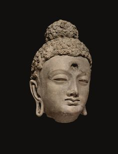 Ancient region of Gandhara, Kushan period | lot | Sotheby's 13-1/2""