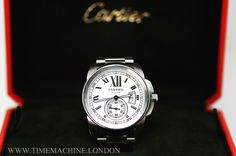 Every collection deserves this Calibre. #cartier #calibre #watchesofinstagram #watchaddict #mayfair #luxurylife #luxury #vip #watchporn #zacefron #charliesheen #usher #dresswatch #timemachinelondon #cartierwatch