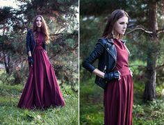 Veronica Keys Dress, Parasuco Jacket