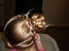 Girl Hairdos & Ideas: yes, another side pony, our favorites