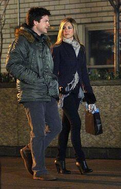 Jennifer Aniston. stars