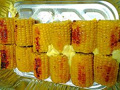 Post Images My #Birthday Dinner 11/23 Lots of #Family #Foodies #Friends #Fun I Cooked Grilled Corn  #Vegetable