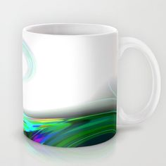 Re-Created  Tsunami SIX Mug by Robert S. Lee - $15.00