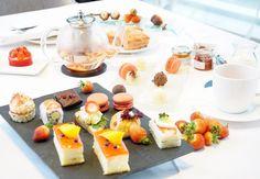 Treat yourself to sweet  strawberry high tea magic for your beautiful day! . .  Lobby Lounge  03.00 PM - 06.00 PM Monday- Sunday . .  #sheratongrand #sheratongrandjakarta #lobbylounge