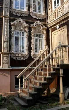 Wooden architecture -Tomsk, Russia