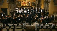 Johan Sebastian Bach's Weihnachts Oratorium (Christmas Oratorio) BWV 248. Monteverdi Choir with English Baroque Soloists. Conductor: John Eliot Gardiner.
