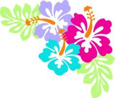 hibiscus flower clip art hibiscus4 clip art vector clip art rh pinterest com hibiscus clipart download hibiscus clipart free