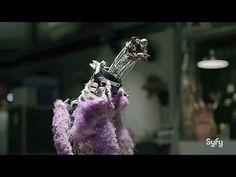 Jim Henson's Creature Shop Challenge - Season 1: Concept Trailer --  -- http://www.tvweb.com/shows/jim-hensons-creature-shop-challenge/season-1--concept-trailer