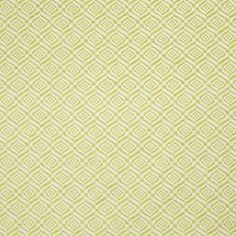 Warwick Fabrics : LUDO, Colour APPLE
