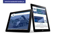 A Fernandes & Fernandes - Construção Civil & Obras Públicas, conta agora com um novo Web Site, aqui poderá ver algumas das nossas obras e equipamentos que temos para aluguer.  VISITE O NOSSO NOVO WEB SITE: www.fernandesefernandes.pt  Facebook: www.facebook.com/FernandesFernandesLda-148309305364924/?pnref=lhc  Twitter: www.twitter.com/miguel82089456 Pt Facebook, Web Design, Polaroid Film, Twitter, Advertising, Design Web, Website Designs, Site Design