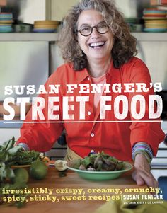 #Celebrity #Chef @SusanFeniger 's Street Food Cookbook is now available for pre-order!