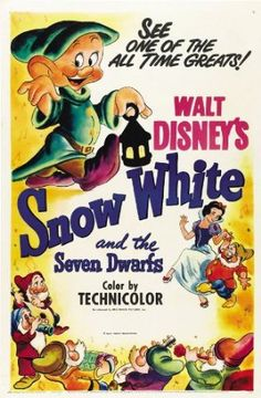 Amazon.com: Snow White and the Seven Dwarfs Poster Movie L 11x17 Adriana Caselotti Harry Stockwell: Home & Kitchen