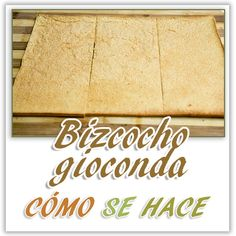 Bizcocho Gioconda Tarta Opera
