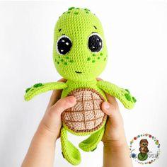 Amigurumi baby tartaruga free pattern