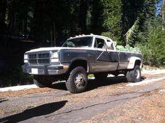 Dually cummins 1st Gen Cummins, Cummins Turbo Diesel, Dodge Diesel, Dodge Cummins, Diesel Trucks, Dodge Dually, Old Dodge Trucks, Dodge Pickup, Lowered Trucks