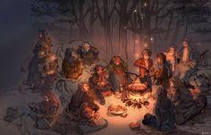 The Hobbit - Thorin's Company
