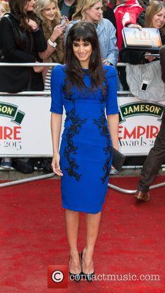 Sofia Boutella, Grosvenor House, Park Lane, Jameson Empire Awards, Grosvenor House