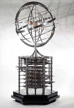 Orrery: The 10,000 Year Clock