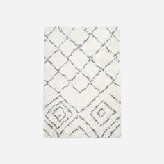 This House Doctor extra large grey ivory rug is luxuriously soft and stylish. The ivory rug features a grey abstract, geometric pattern for a House Doctor, Vintage Home Accessories, Beautiful Houses Interior, Pink Houses, Berber Rug, White Rug, Scandinavian Home, Large Rugs, How To Clean Carpet
