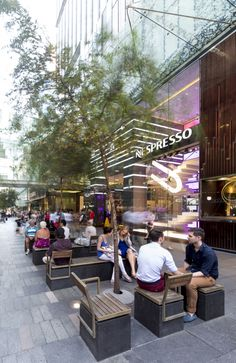 Pitt Street Mall Public Domain - 2013 Sydney Design Awards