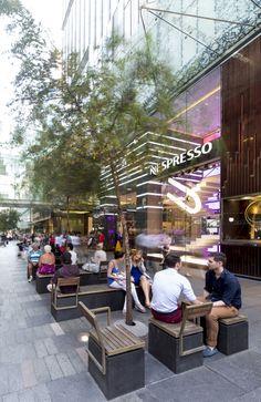 Pitt Street Mall Public Domain - 2013 Sydney Design Awards