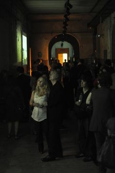"""Screened for the exhibition """"Paradise"""" during the Rencontres Internationales Paris/Berlin/Madrid in Madrid at the Tabacalera, May 23-29, 2011."""