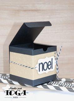 Boîte customisée