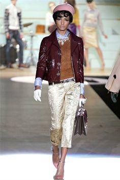 Sfilata DSquared2 Milano - Collezioni Autunno Inverno 2012-13 - Vogue