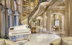 Villa Belle - great room