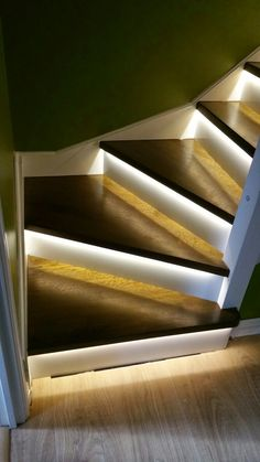 Led Step Lighting Captivating 15 Stairway Lighting Ideas For Modern And Contemporary Interiors