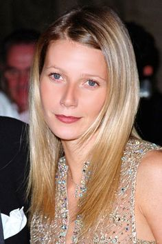 Gwyneth Paltrow, a Light Summer. Note natural hair color is like mine.