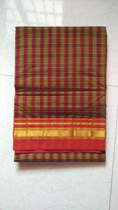 Silk Ilkal Saree