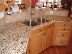 Santa Cecilia Granite that we chose :)