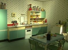 70er jahre küche | kindheitserinnerungen | pinterest ... - Küche 70er Stil