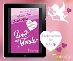 Drei Liebesromane zum Valentinstag!!!