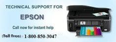 Connect to EPSON customer service within the shortest wait time. Speedy technical support for printer driver installation and setup with direct customer number 1800-850-3047. For more info www.epsonprintersupport.com