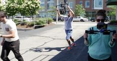 RBC's in-house MoVI Specialist, Dylan Law, takes the Freefly MIMIC for a spin with Summer 2015 interns Dev and Alex. Check out the running shots!