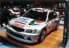 Hyundai Accent LC WRC