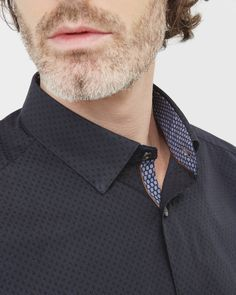 Ted Baker Steevel oxford cotton shirt