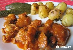 Pork, Meat, Chicken, Ethnic Recipes, Red Peppers, Cooking Recipes, Koken, Kale Stir Fry, Cubs