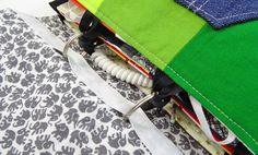 Thread Riding Hood - Quiet Book Sewing Tutorials 4