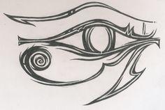Egyptian God Anubis Tattoo