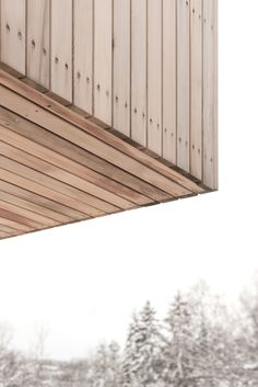 reiulf Ramstad Architects: Two in one house — Thisispaper — What we save, saves us.