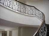 Fier Forjat » Modele Balustrade Scari Balcoane » Model 77BSB216 Producator: S.C. FLY - FOX S.R.L. - Codlea - Brasov Wrought Iron Gates, Gate Design, Stairs, Mirror, Home Decor, Stairways, Stairway, Wrought Iron Doors, Mirrors