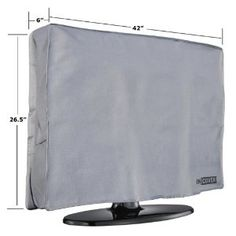 LCD Black 36 38 Weatherproof Universal Protector for LED Built in Fully Covered Bottom /& Remote Storage Avion Gear Outdoor TV Cover Plasma TV Screens Fits Standard Mounts and Stands